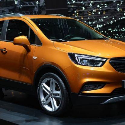 Kicsiben komoly - Genfben porondra épett az Opel Mokka X