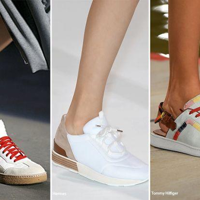 Tavaszi cipő divat előrejelzés