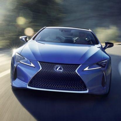 Az LC 500h a Lexus jövőjének záloga – interjú a fejlesztőkkel