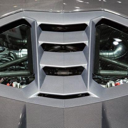 Lamborghini Centenario LP770-4 – a súly/lóerő bajnok