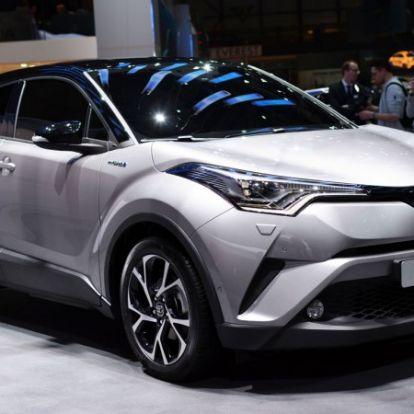 Kicsiben az erő – testközelből a Toyota C-HR és az új Hilux