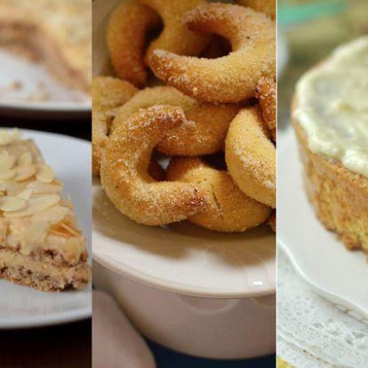 12 mandulás recept egyszerűtől haladóig