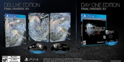 Megjelenési dátumot kapott a Final Fantasy XV
