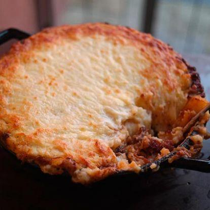 Sheperd's pie marhafarok-raguval