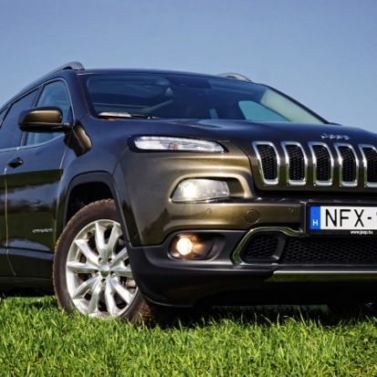 Western-hős Európában – Jeep Cherokee teszt