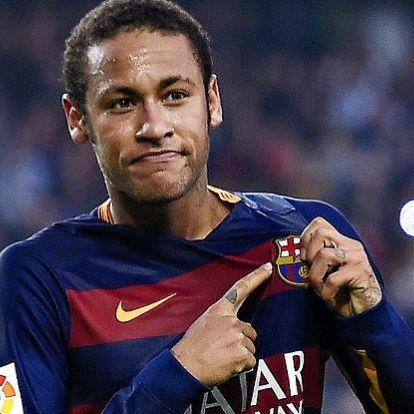193 millió euróért akár a tiéd is lehet Neymar!
