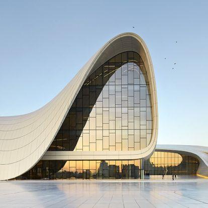 b8a72681c1 A Zaha Hadid által tervezett 5 legelképesztőbb épület