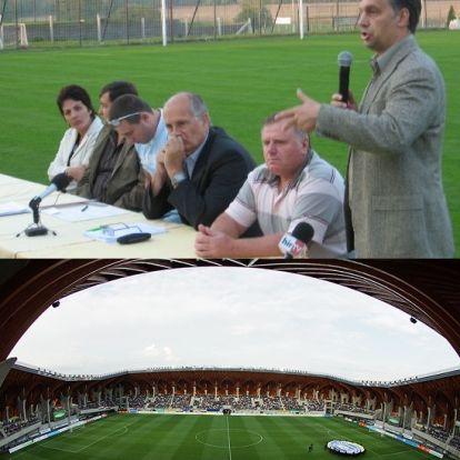 Stadionláz, 1. rész: eddig 40 milliárd forint közpénz ment el az elkészült hét stadionra