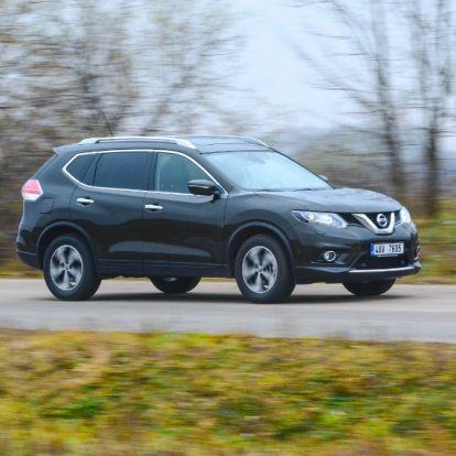 Félreismert jelenség – Nissan X-Trail 1.6 DIG-T teszt