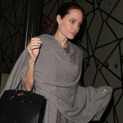 Angelina Jolie újra színészkedni fog