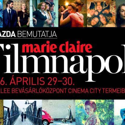 Idén először Marie Claire Filmnapok az Allee-ban
