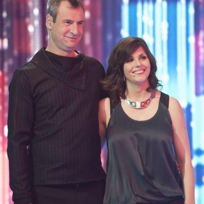Kökény Attila felesége a TV2 új műsorában is féltékenykedett