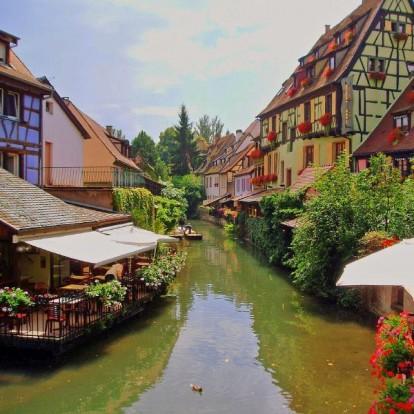 A város, ami Disney mesét ihletett