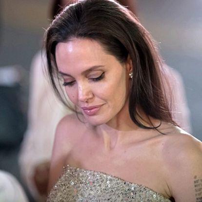 Akkor és most: Így fogyott el Angelina Jolie 15 év alatt