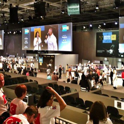Ez történik Európa legnagyobb szakácsversenyén