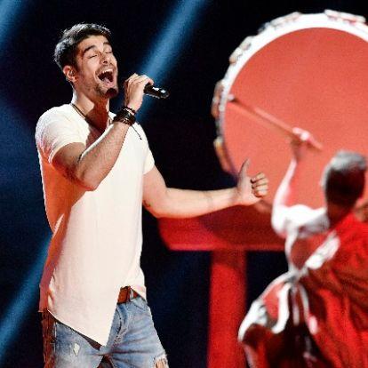 Ma van az Eurovíziós Dalfesztivál döntője - Freddie ötödikként énekel