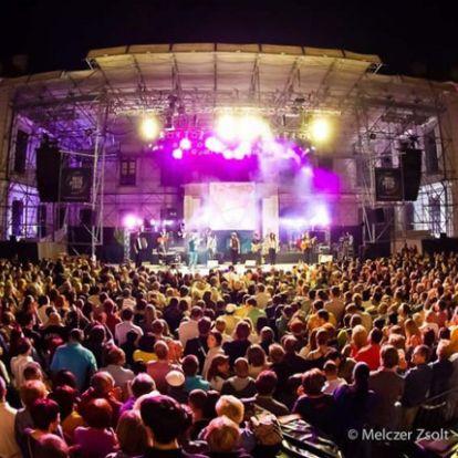 Szupersztárok jönnek idén Veszprémbe a Rozé, Rizling és Jazz napok mellé