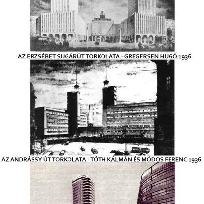Meg nem épült budapesti felhőkarcolók 1. - A Horthy-kor elképesztő toronyház- és stadiontervei