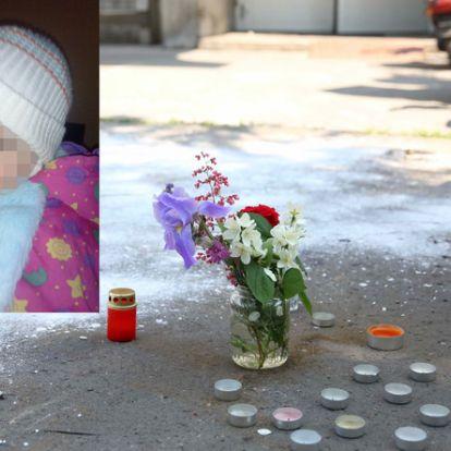 Edina halálba ugrott a babájával, mert félt, hogy elveszik tőle