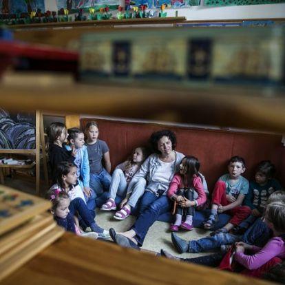 A Gyermekek Házában minden egyes óra egy alkotás