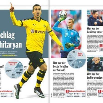 A Bundesliga játékosai Dárdai Pált választották meg a szezon edzőjének!
