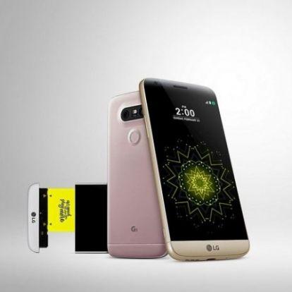 Kapható az LG első moduláris okostelefonja, az LG G5