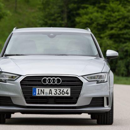 A győrinek szebb a sárvédője - Audi A3/S3 - 2016.