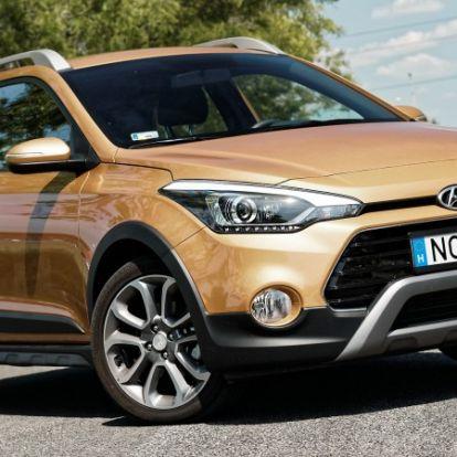 Kis szívvel nagyra tör – Hyundai i20 Active 1.0 TGDI (2016) teszt