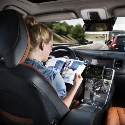 21 millió autonóm jármű lesz az utakon alig 20 év múlva