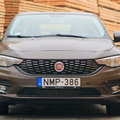 Teszten a FIAT Tipo: új népautó?