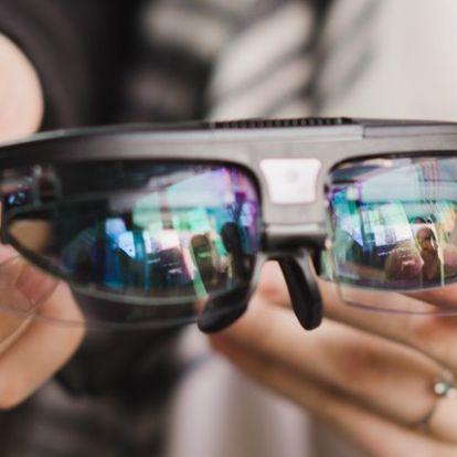 Újabb világsiker: Itt a magyar okosszemüveg