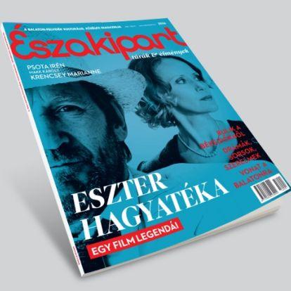 Élménytérképpel jelent meg az idei Északipart magazin