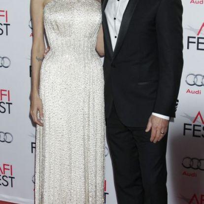 Jennifer Anistonnal csalta Angelinát Brad Pitt!