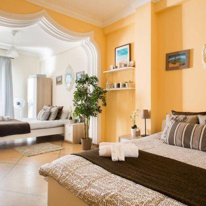 A legótvarabb és legátverősebb Airbnb-szállás evör