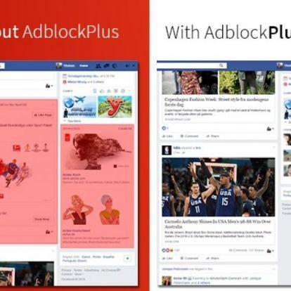 Újból blokkolhatóak a Facebookon a reklámok