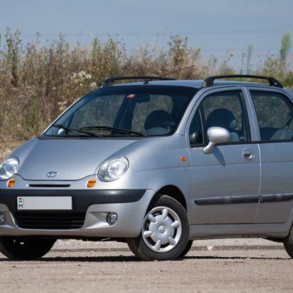 Eldorádó! Fullos Matiz, svájci, használtan - Használtteszt: Daewoo Matiz 0.8 SE – 2004.