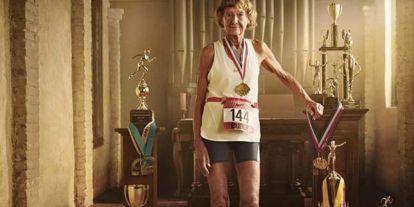 Az apáca, aki 82 évesen is sikerrel teljesítette az embert próbáló Ironman versenyt