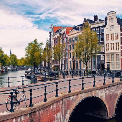 Végre-valahára: indul fapados Amszterdamba is