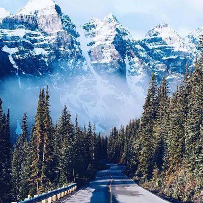 Kanada mesébe illő tájai – egy varázslatos utazás képei