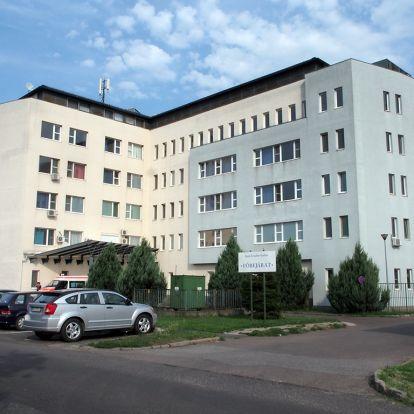 A jászberényi kórház maga a pokol