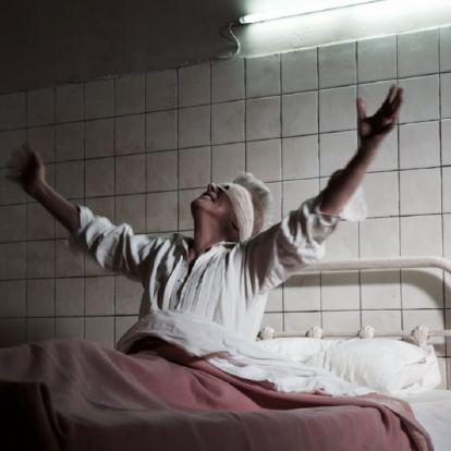 Lázár a halálos ágyon, David Bowie a szekrényben