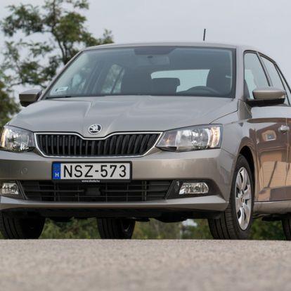 A Fabia, amit mindenki venni fog - Škoda Fabia 1.0 Clever – 2016.