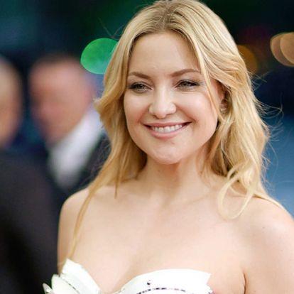 Kate Hudson szemet vetett a szingli Brad Pitt-re - Ő lesz a színész harmadik felesége?
