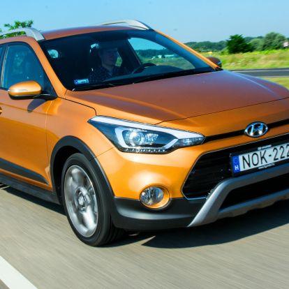 SUV-lázban – Hyundai i20 Active 1.0 T-GDi HP teszt
