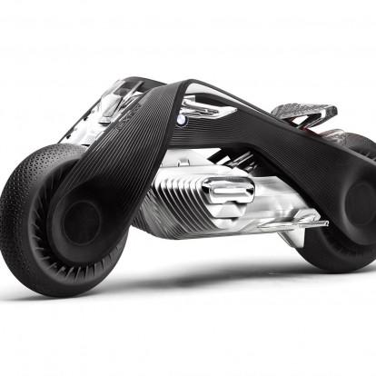 Ez a motorozás jövője - a BMW szerint