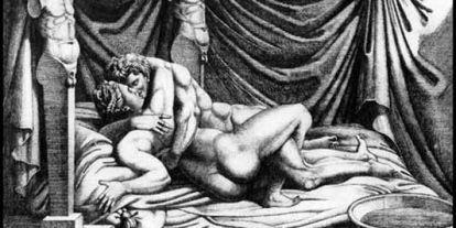 Raffaello barátja nyomtatta ki az első pornót Euróbában