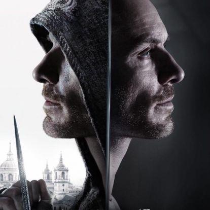 Letettük a hajunkat az Assasin's Creed film új előzetesétől