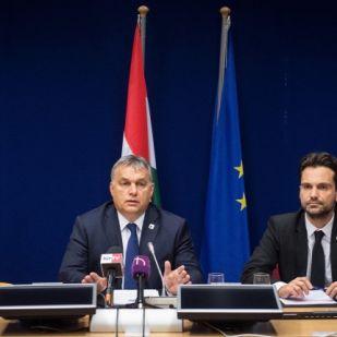 Orbán Viktor: Sikerült megakadályozni a kötelező betelepítési kvóták elfogadását