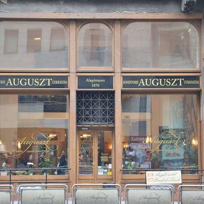 utazz a XIX. századba! – Auguszt cukrászda – Kossuth Lajos utca
