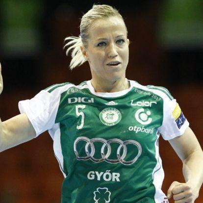 Heidi Löke gyermeket vár, idén már nem lép pályára